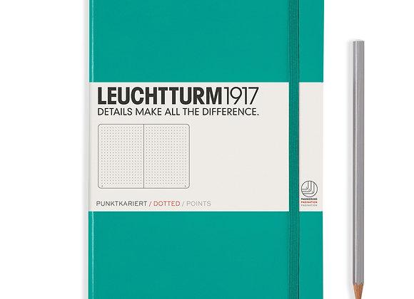 Leuchtturm1917 Medium Hardcover A5 Dotted