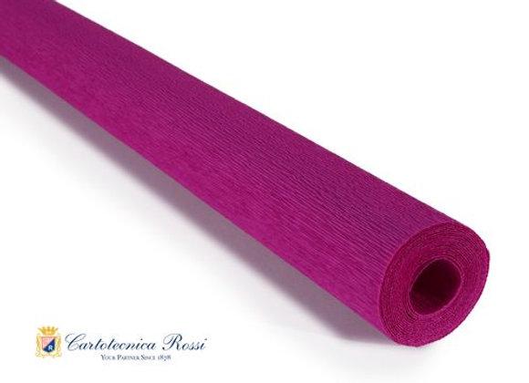 Italian Crepe Paper - 90g roll - 376 Fuchsia