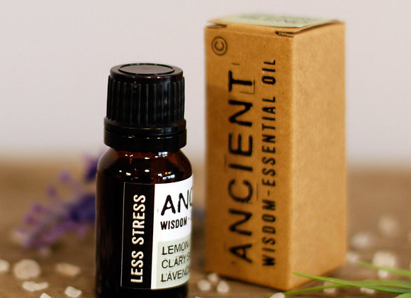 Less Stress Essential Oil Blend - Boxed - 10ml