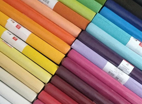 Crepe Paper Types Explained