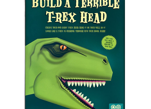 Build a T-Rex Head