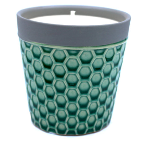 Home is Home Candle Pot - Fruit basket