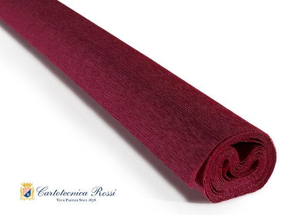 Italian Crepe Paper - 90g roll - 362 Burgundy