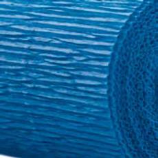 Blue Florist Crepe Paper