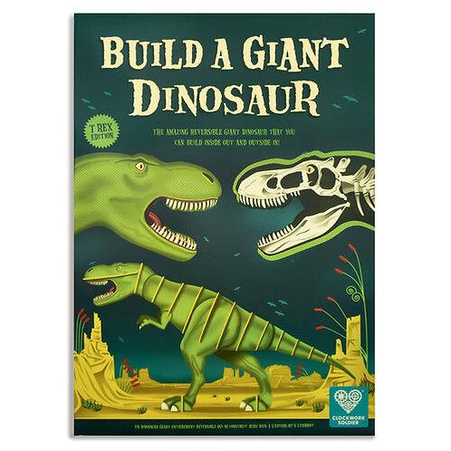 Build A Giant Dinosaur