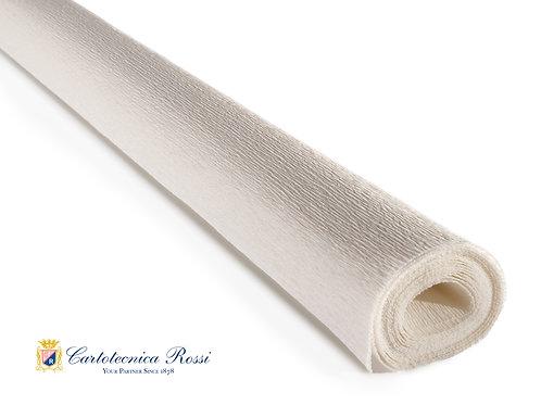 Italian Crepe Paper - 90g roll - 350 White