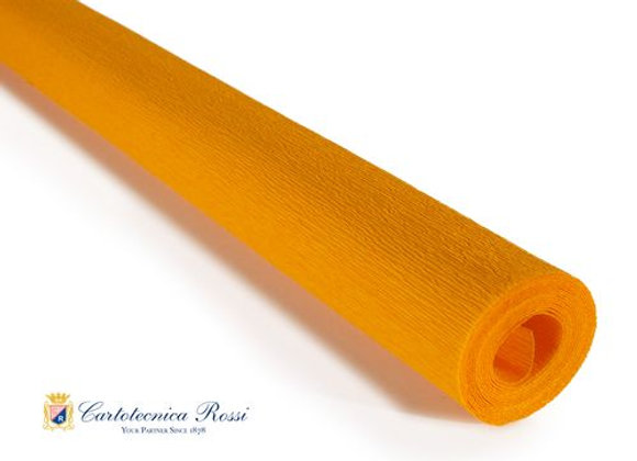Italian Crepe Paper - 90g roll - 370 Pale Orange
