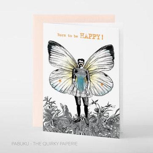 Born to be HAPPY!