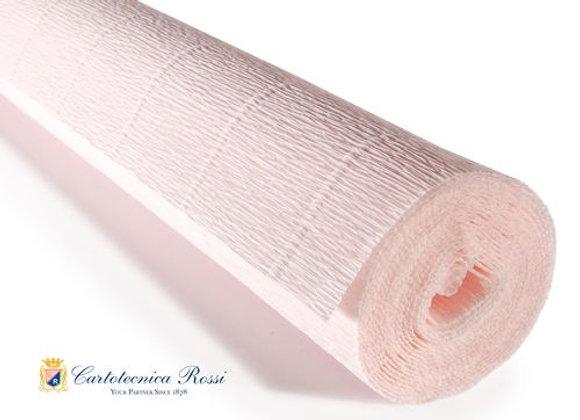 Italian Crepe Paper - 180g roll - 616 Very Light Dusky Pink by Tiffanie Turner