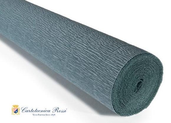 Italian Crepe Paper - 180g roll - 606 Blue Grey
