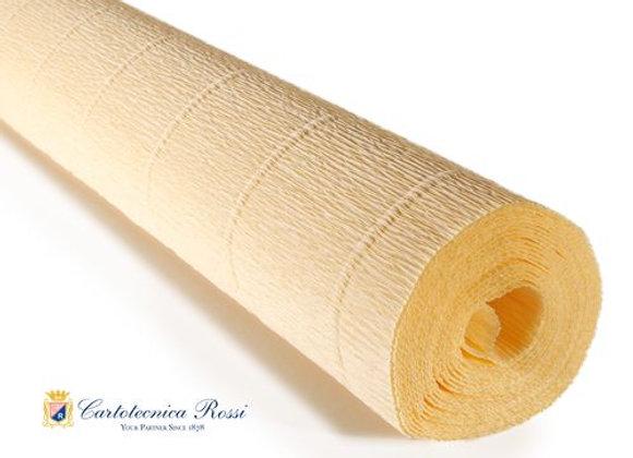 Italian Crepe Paper - 180g roll - 577 French Vanilla