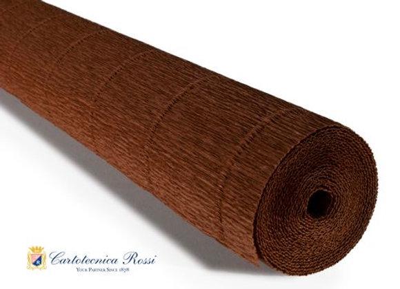 Italian Crepe Paper - 180g roll - 568 Dark Brown