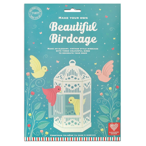 Create Your Own Beautiful Birdcage