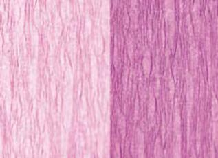Doublette Crepe Paper - Light Lilac/Lilac