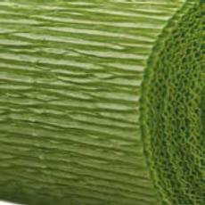Grass Green Florist Crepe Paper