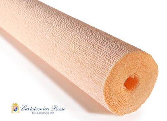 Italian Crepe Paper - 180g roll -17A5 Peach