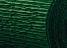 Dark Green Florist Crepe Paper