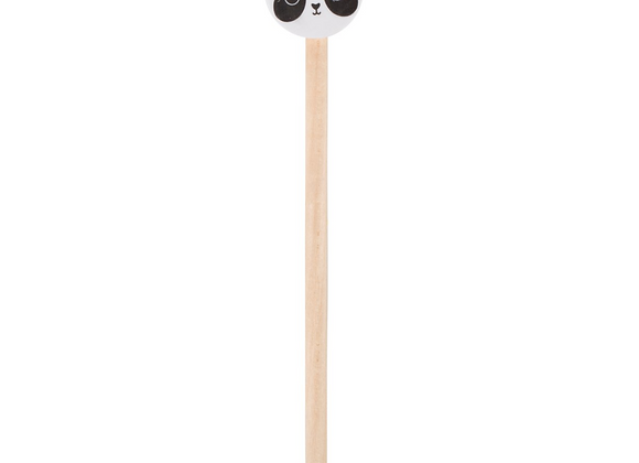Panda Pencil & Eraser