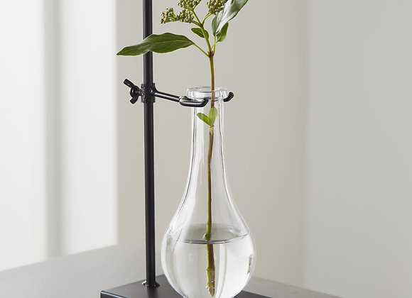 Lab Flask Plant Holder