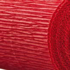Red Florist Crepe Paper