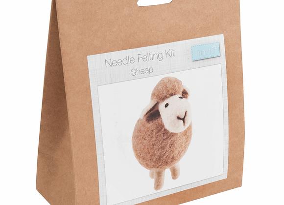 Needle Felting Kit : Sheep