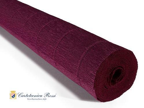 Italian Crepe Paper - 180g roll - 588 Burgundy Wine