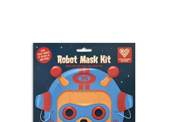 Double sided Robot Mask