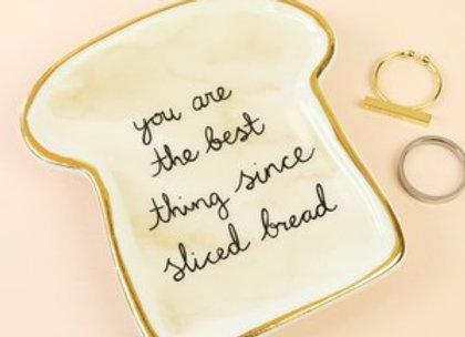 Bread Trinket Dish
