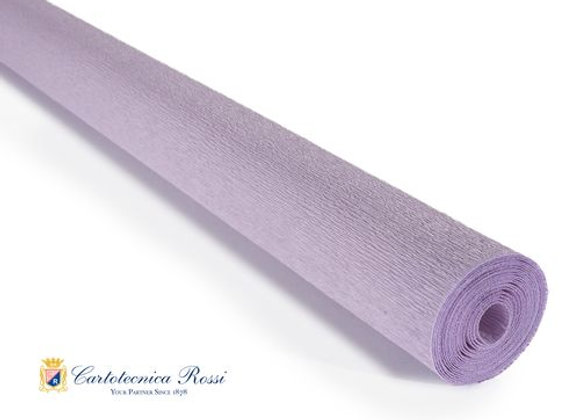 Italian Crepe Paper - 90g roll - 378 Lilac