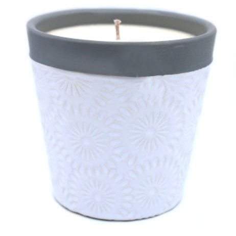 Home is Home Candle Pot - Forever Vanilla