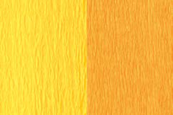 Doublette Crepe Paper - Yellow/Golden Yellow