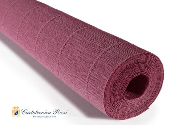 Italian Crepe Paper - 180g roll - 620 Dusky Plum