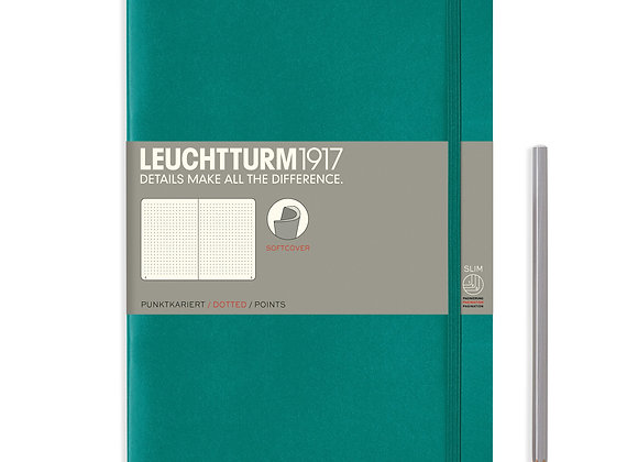 Leuchtturm1917 Composition softcover B5 Dotted
