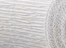 White Florist Crepe Paper