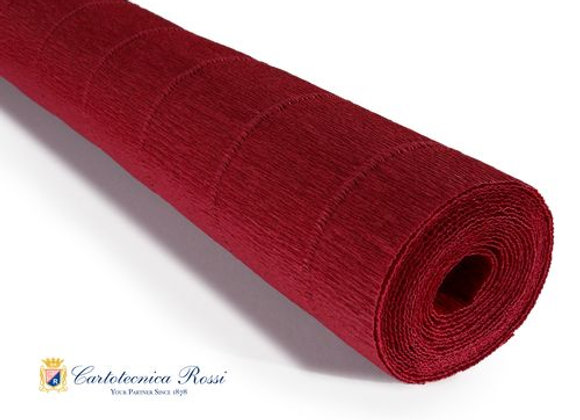 Italian Crepe Paper - 180g roll - 583 Brick Red