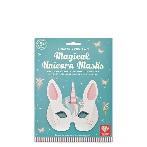 Create Your Own Magical Unicorn Mask