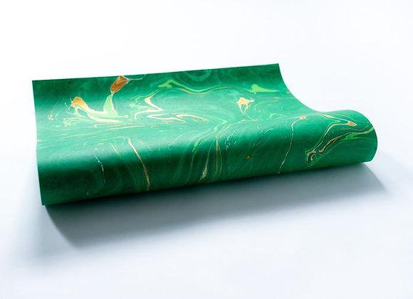 Free Spirit EmeraldGift Wrap