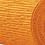 Thumbnail: Tangerine Florist Crepe Paper