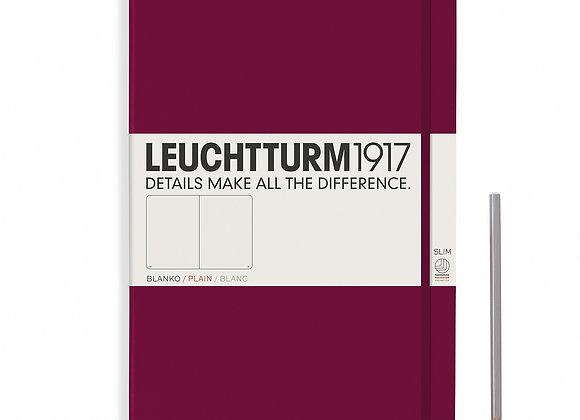 Leuchtturm1917 Master Slim A4+ Plain