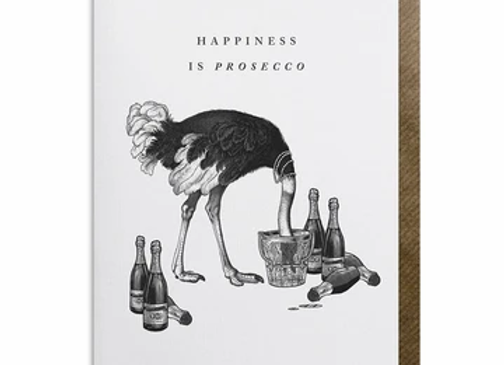 Happiness Is Prosecco
