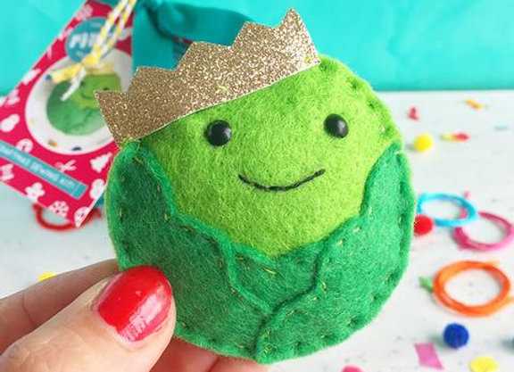 Felt Sprout Craft Kit