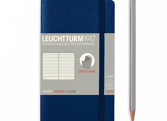 Leuchtturm1917 Pocket Softcover A6 Ruled