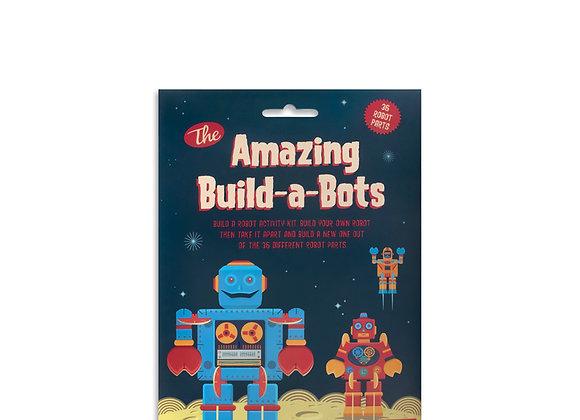 Amazing Build-A-Bots