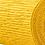 Thumbnail: Yellow Florist Crepe Paper