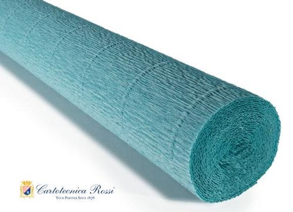 Italian Crepe Paper - 180g roll - 17E3 Tiffany Azure