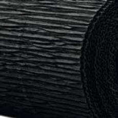 Black Florist Crepe Paper