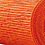 Thumbnail: Orange Florist Crepe Paper