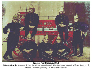 Station Focus: No. 81 Windsor (1863-2016)