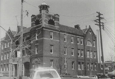 Pyrmont Fire Station, 1979