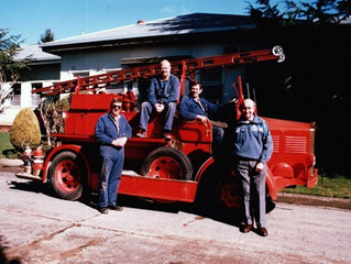 And Pigs Might Fly: The Tale of the 1939 Dennis Ace Pumper (ME 260)